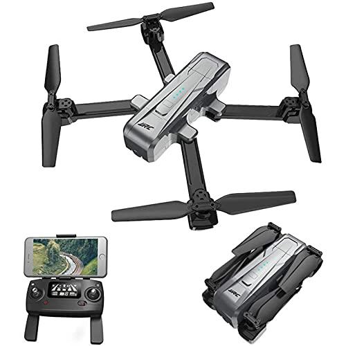 GZTYLQQ GPS RC Drone con Fotocamera 2K HD 5G WiFi FPV Drone Follow Me Quadcopter Pieghevole per Mantenimento in altitudine per Adulti