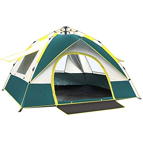 GFDFD Winter Tent 4 Season off Ground Tent Double-layer Anti-storm Camping Tent Cot Outdoor Fishing Bed for 1 Person Winter Fishing Travel Camping Suitable for Camping