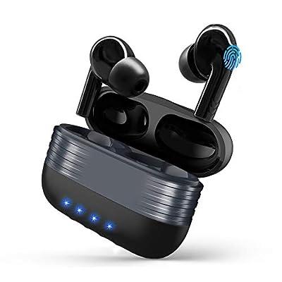 Amazon - Save 50%: Wireless Earbuds Bluetooth,CRUA Earphones Touch Control in-Ear Hea…