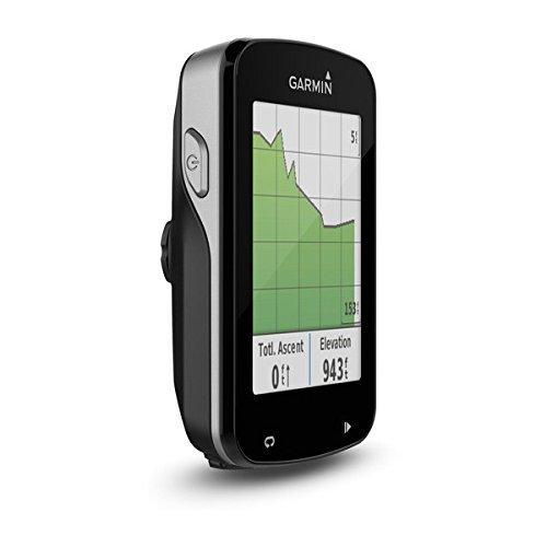 Garmin - Edge 820 - Compteur GPS de vélo - Ecran couleur tactile 2,3'' - Fonction GroupTrack - Noir