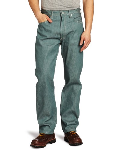 Levi's 501 Original Straight Fit Jeans, Bayou STF, 40W / 32L Uomo