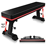 Best Fitness Folding Benches - YouTen Adjustable Bench for Body Workout Fitness, 5Positions Review