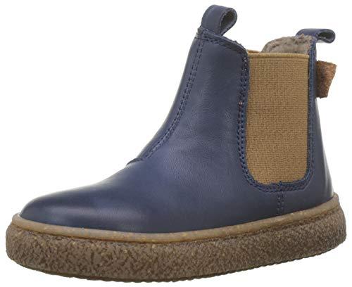 Naturino Unisex-Kinder Figus Chelsea Boots, Blau (Navy 0c02), 29 EU