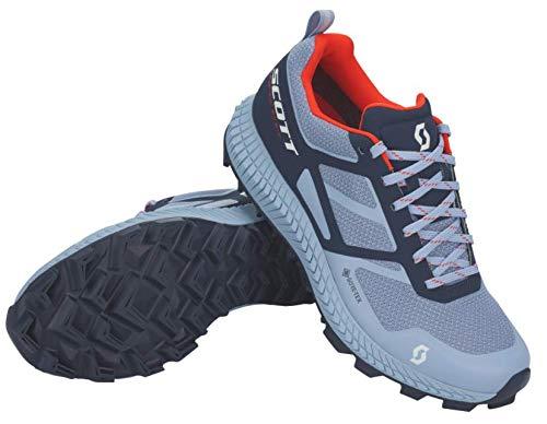Scott - Zapatillas de mujer Trail y Caminate de Gore Tex Supertrac 2.0 - Azul-36