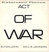 Act of war (Ext. Remix, 8:32min., 1985, & Millie Jackson) / Vinyl Maxi Single [Vinyl 12'']