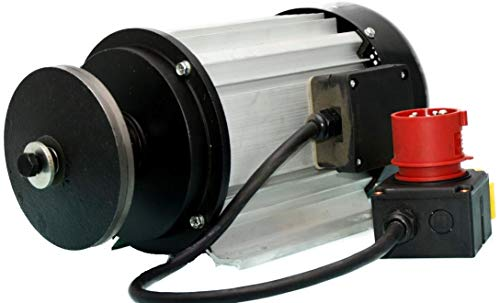 Elektromotor 400 V 4500 Watt für Wippkreissäge Kreissäge Wippsäge E-Motor 4,5 KW KOA7