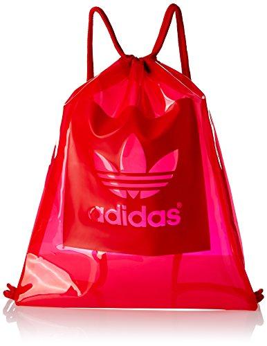 adidas Originals Sportbeutel Gymsack Adicolor, lush red