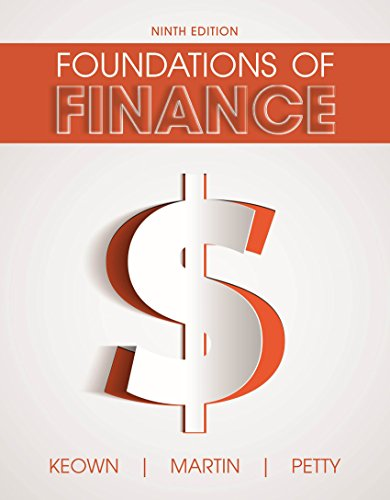 Foundations of Finance (2-downloads) (Pearson Series in Finance)