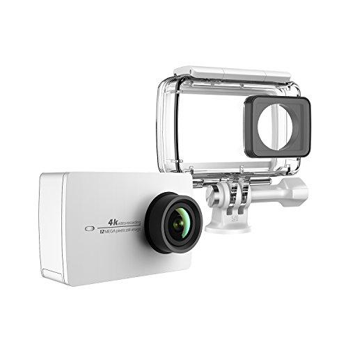 Xiaomi Yi 4k Action Camera-Análisis, Comparativa y Precio