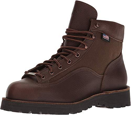 """Danner Men's 33020 Light II 6"""" Gore-Tex Hiking Boot, Dark Brown - 10 EE"""