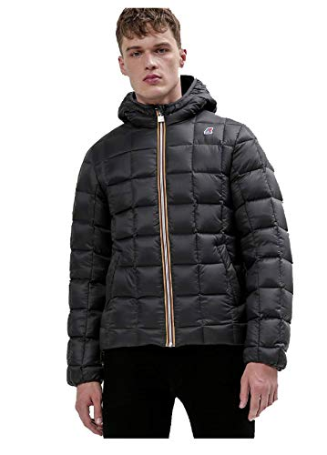 K-Way Jacques Thermo Plus Double Giacca Uomo 904 Grey A- Grey A, M