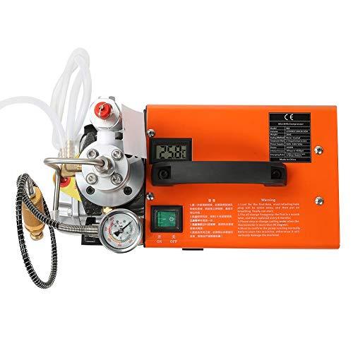 Compressore d'aria ad alta pressione, 220 V, 30 MPa, pompa ad aria elettrica ad alta pressione, basso rumore, durevole