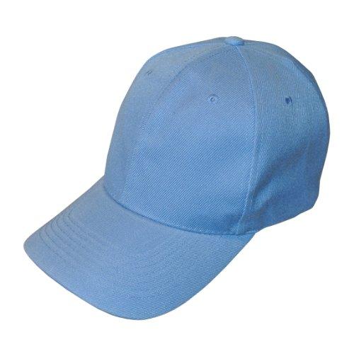 True Heads Uni bébé Bleu réglable Casquette de Baseball X 10