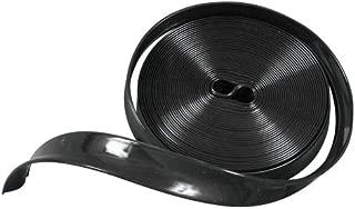 black vinyl molding