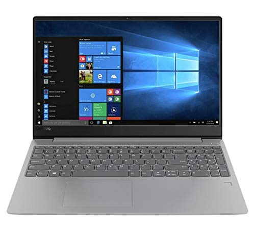 Lenovo IdeaPad 330S 15.6 Inch HD Laptop - (Intel Core i5 CPU, 8 GB RAM, 256 GB SSD, Windows 10 Home, Platinum Grey)