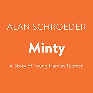 Minty audiobook cover art