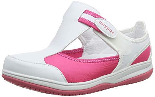 Oxypas Candy, Women's  Work Shoes, Pink (Fuxia), 4 UK (37 EU)