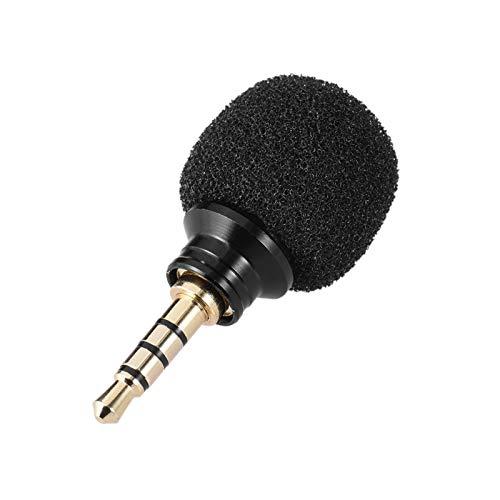 XXY Micrófono De Micrófono De Mic Micrófono Portátil Portable Mini Omnidireccional Omnidireccional para Grabadora para iPad Apple IPhone5 6s 6 Plus