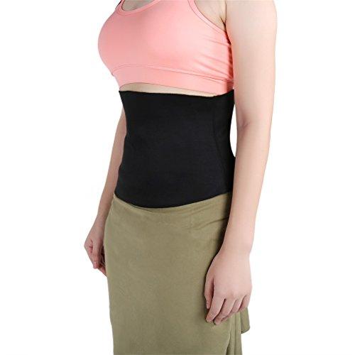 Gürtel Fitness OUTAD Gürtel Gewicht verlieren Abnehmen Taille Shapers Gürtel Thermo für Gewicht Loss Damen & Herren