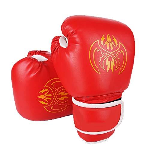 Bokshandschoenen vechttas bokshandschoenen sparring-handschoenen Muay Thai MMA kickboksen goed voor de bokstraining voor bokszak pads sparring