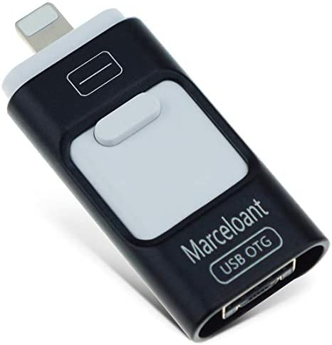 32GB USB Flash Drives for iPhone iPad iOS Android Memory Stick Marceloant OTG Flash Drive External product image