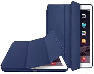 cc9910875 Smart Case Com Função Sleep Novo Ipad 2018 De 9.7 A1893 - Azul Marinho