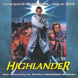HIGHLANDER (1986 MOVIE) - SOUNDTRACK : EXPANDED 25TH ANNIV.