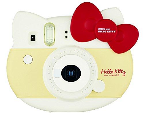 Fujifilm instax mini - Cámara Instantánea Hello Kitty, Edición Limitada, Rojo