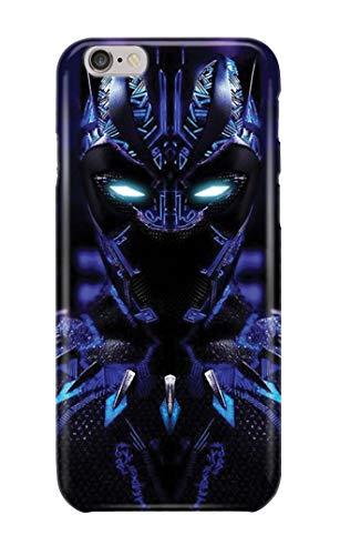 Carcasa para iPhone 6 6s Black Panther T'Challa Superhero Marvel Comics 11 Diseños
