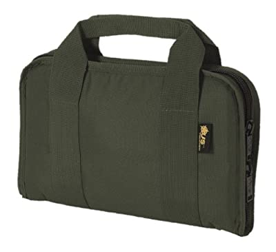 US PeaceKeeper P21107 Attache Gun Case (Olive Drab Green)