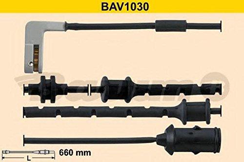 Barum BAV1030 Témoin d'usure de plaquettes de frein