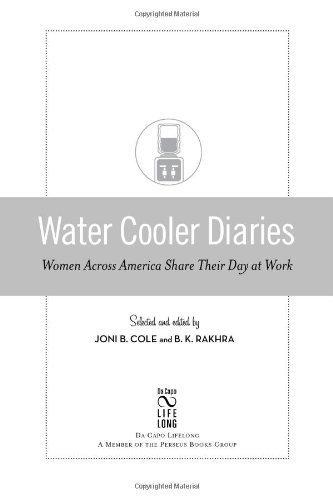 water cooler diaries - 1