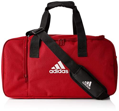adidas DU1985 - Bolsa de Deporte, Unisex Adulto, Power Red/W