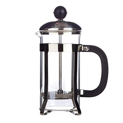 Café chaleur pot Pot-résistant à la pression théière en verre pot à café percolateur