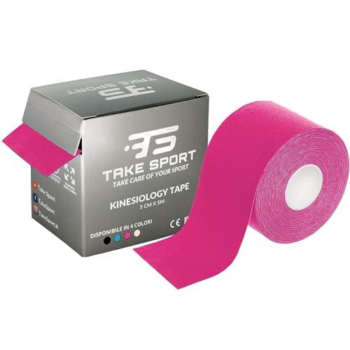 Nuova confezione! TAKE SPORT®, Kinesio tape, Nastro kinesiologico, Tape kinesiologico, Kinesio...