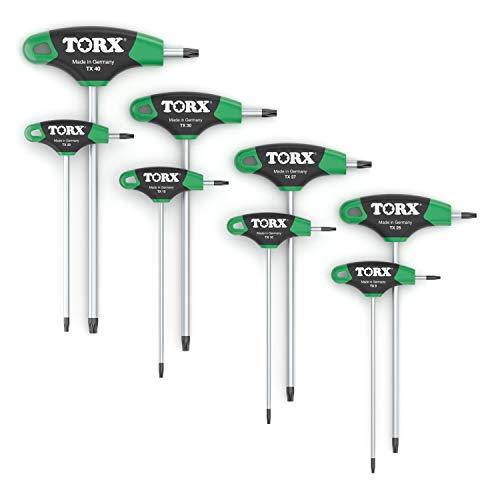 TORX TORX® 70563 T-Griff Set 8tlg Bild
