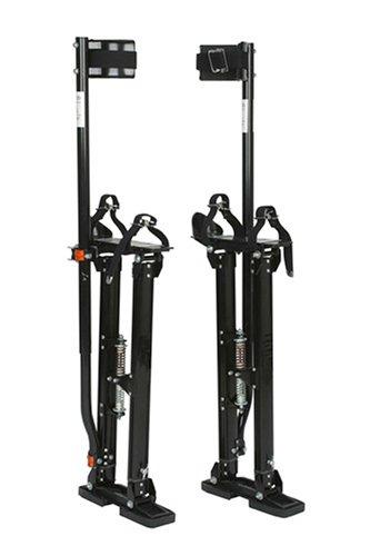 Warner Tool EZ-Stride Adjustable Stilt Pair 24-Inch-40-Inch #10229