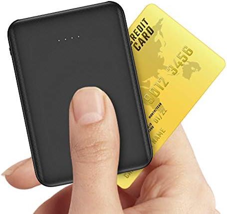 Small Power Bank Metecsmart Mini Portable Charger 5V 2A 5000mAh USB External Backup Lightweight product image