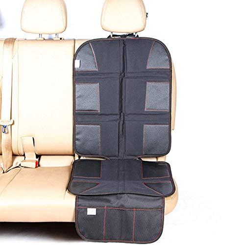 Protector de asiento de coche, funda de coche con bolsillos, asiento de coche impermeable para niños, asiento de coche para bebé, almohadilla para cubierta de perro para vehículos SUV, sedán