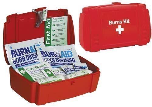 Neu Verbrennungen Kleines Notfall Erste Hilfe Verletzung Tasche