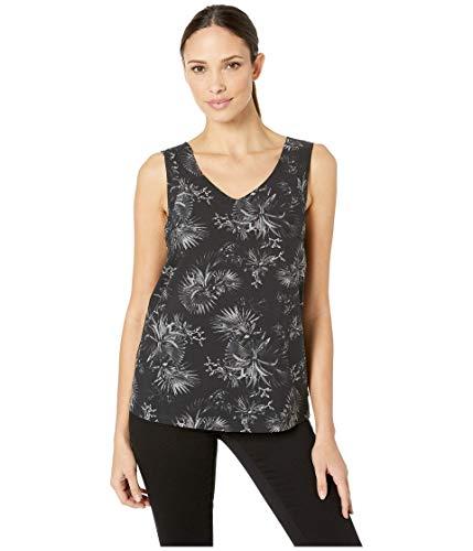 FIG Clothing Inx Sleeveless Top Black Mirage XS