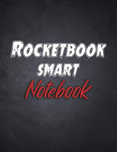 rocketbook fusion: smart reusable notebook - wirebound journal (8.5