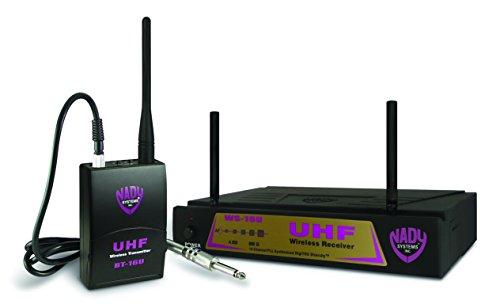 Nady WS-16U GT 16 channel UHF wireless guitar system