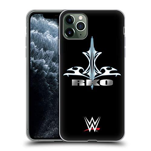 Head Case Designs Ufficiale WWE Randy Orton RKO Destiny 2018/19 Superstars 5 Cover in Morbido Gel Compatibile con Apple iPhone 11 PRO Max