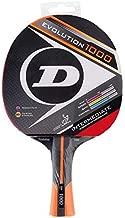 Dunlop Evolution 2000 Table Tennis Racket, Red/Black