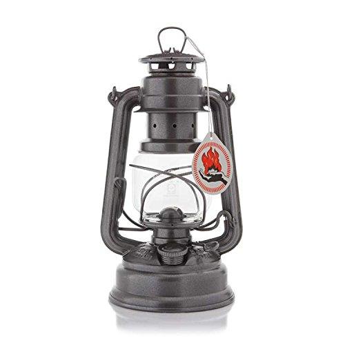 Feuerhand Sturmlaterne Baby Special 276 Sparkling Iron