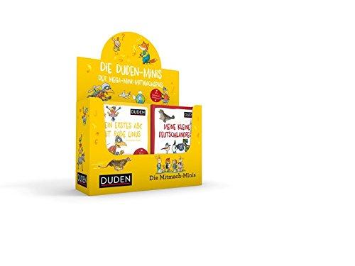 32er Duden Minis (Box 3): Der Mega-Mini-Mitmachspaß