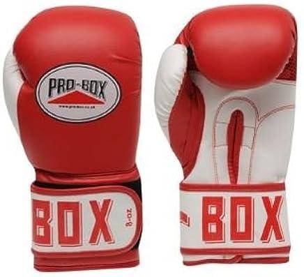 Pro Box Club Essentials Boxhandschuhe rot rot 8oz B008XK0H34   | Der neueste Stil