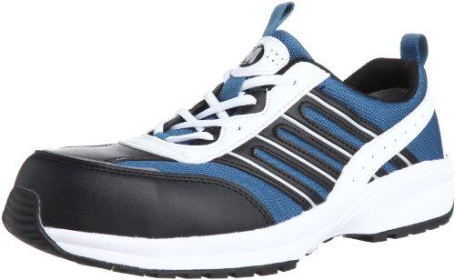 [ミドリ安全] 安全作業靴 JSAA認定 軽量 プロスニーカー SL601 メンズ ブルー 30.0(30cm)