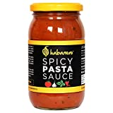 TRADITIONAL ITALIAN STYLE- Bored with the usual tomato ketchup? Try out our spicy pasta sauce! Our delicious Spicy chunky sauce is made from fresh and natural ingredients. Habanero spicy pasta sauce is slowly simmered to give you an authentic taste. ...